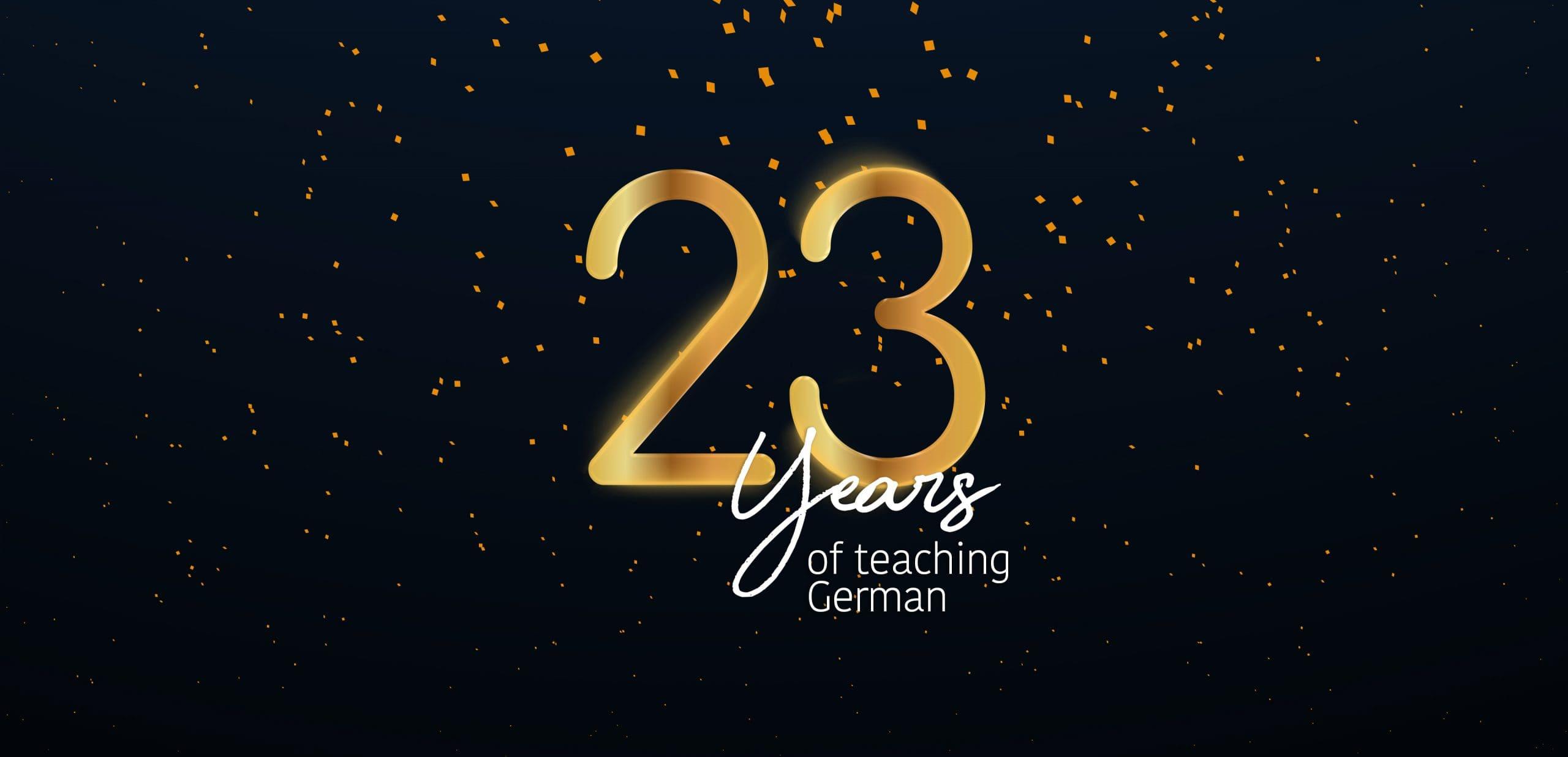 ÄDK 23 years